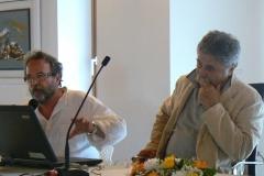 Lozzo di Cadore - Domenico Castaldi e Boris Brollo
